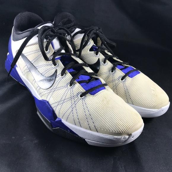 8dc62590a42b Nike Zoom KOBE VII 7 488244-100 MEN 12 Concord. M 5a7e3c276bf5a6204e2b9482